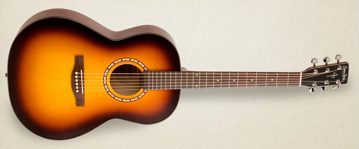 Simon & Patrick Songsmith Folk Guitarra acústica, 033195. Sólido ...