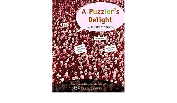 Trivia A Puzzlers Delight: Crosswords Crostics and More