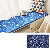 GX&XD Modern Thicken Window Sill Cushion,Bay Window Pad Window Sill Mat Machine Washable Four Seasons Universal Bedroom Matt Mat Seats Sill Pad Balcony Mat Sofa Cushion Cover-E 70x180cm(28x71inch)