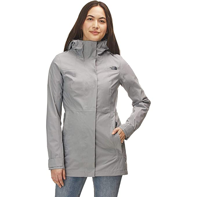4c912a4cf THE NORTH FACE Women's City Midi Trench: Amazon.ca: Clothing ...