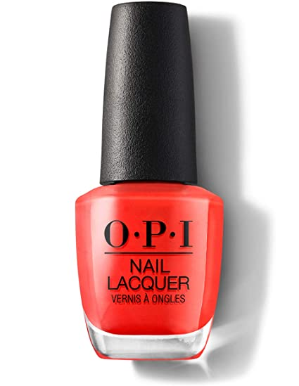 Amazon Com Opi Nail Lacquer A Good Man Darin Is Hard To Find