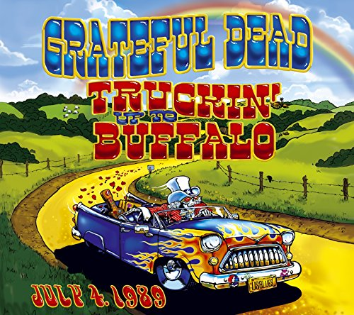 Truckin' Up To Buffalo, July 4 1989 (2 CD) (The Best Way To Poop)