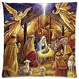 Funny ''Christmas Nativity'' Holy Family by Leiacikl22