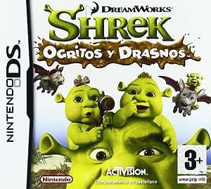 Shrek:Ogritos Y Drasnos