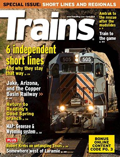 Trains (Steam Train Magazine)