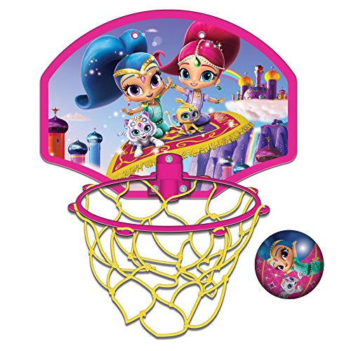 Shimmer & Shine Over The Door Basketball (Over Shimmer)