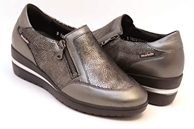 60c9eb505b MOBILS by MEPHISTO Women's Loafer Flats: Amazon.co.uk: Shoes & Bags