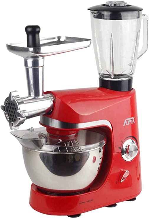 Robot de cocina con carne Wolf Licuadora PKM de 1800lb Rojo 1800 W ...