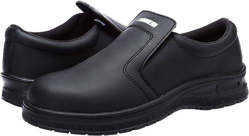Larnmern Chaussures De Cuisine Homme Femme Src Huile Resistante