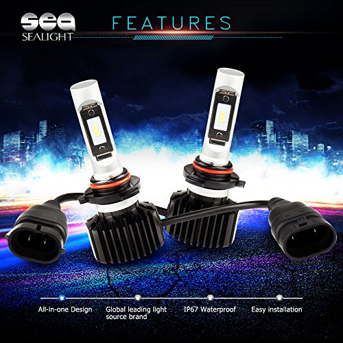 фары SEALIGHT X1 Series H4