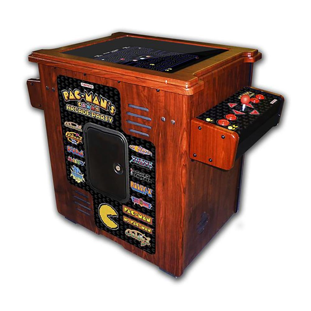 Namco Pacman Party Cocktail Home Arcade Game Machine by Namco
