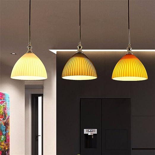 Moderno Luz colgante Restaurante candelabro de tres pais simple ...