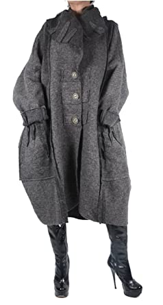 Mantel 50 wolle warm