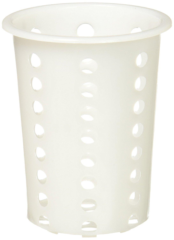 Winco FC-PL Flatware Cylinder, Plastic (4)