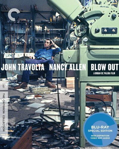 Blow Out (The Criterion Collection) [Blu-ray] by Criterion Collection