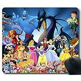Custom Gaming Mouse Pad Avec Papier Peint Chateau Disney