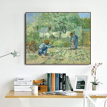 N / A Il Primo Passo Dopo Il miglio, Vincent Van Gogh ...