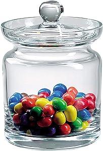 Badash Aladdin Crystal Candy or Cookie Jar - 5.5