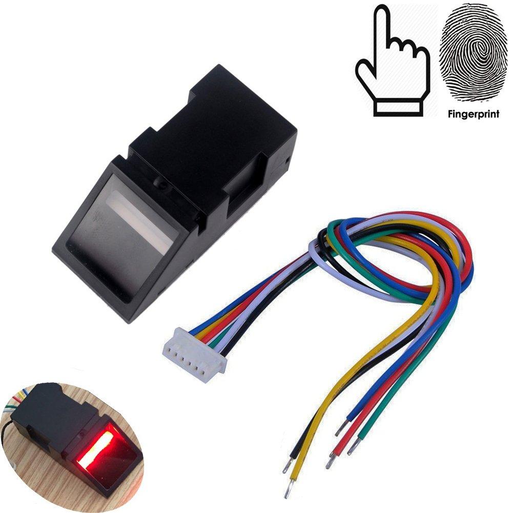 Optical Fingerprint Reader Sensor Module Door Lock Access Control for Arduino Mega2560 UNO R3 Geekstory