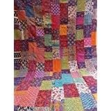 Bedsure Printed Quilt Coverlet Set Bedspread Twin Size 68x86