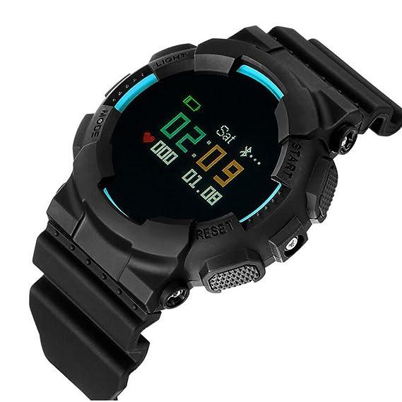 V587 Reloj de Pantalla en Color Inteligente Modo multideportes Frecuencia cardíaca Presión Arterial Monitoreo del sueño