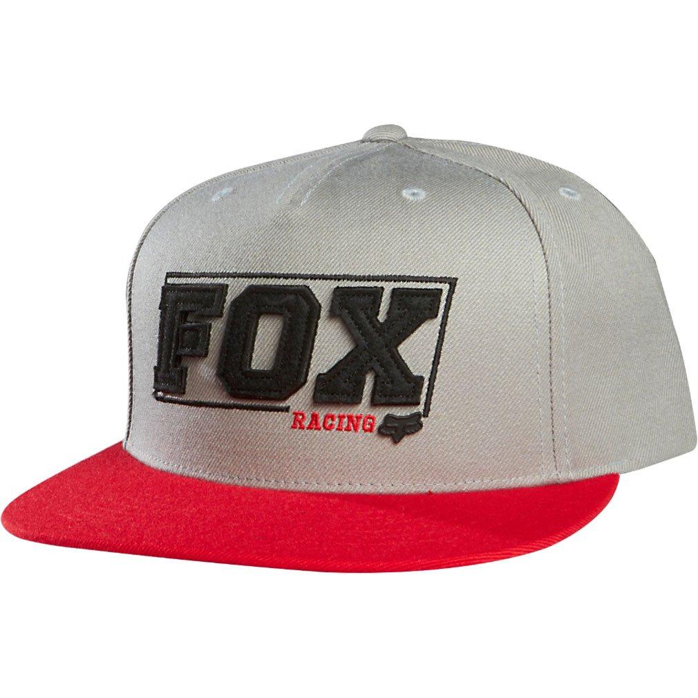 Gorra Fox Racing: Backlash Snapback GR/RD: Amazon.es: Ropa y ...