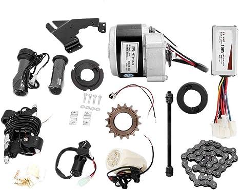 Alomejor 250W 24V Kit de Conversión de Bicicleta Eléctrica Unidad ...