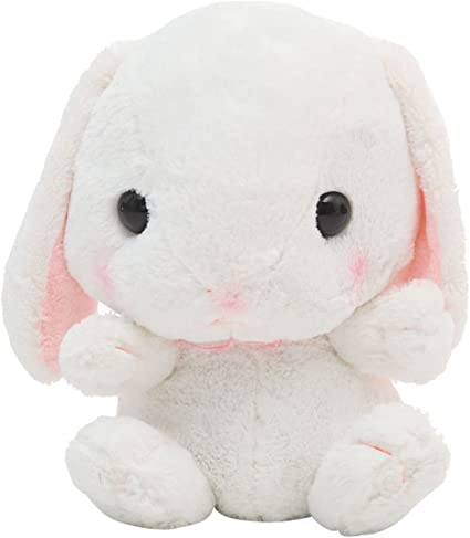 Cute Bunny Soft Plush Toy Rabbit Stuffed Kids Plush Doll Xmas Gift ONE