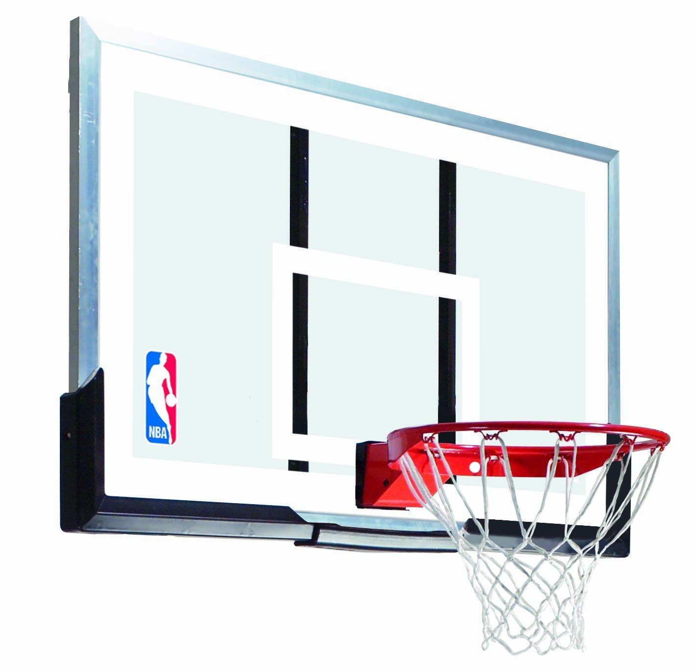 GREEM MARKET(グリームマーケット) Spalding 海外モデル バスケットゴール ボード リング NBAバックボード リムコンボ アクリルバックボード 137cm GMUA-1872 B07DVPB3R1