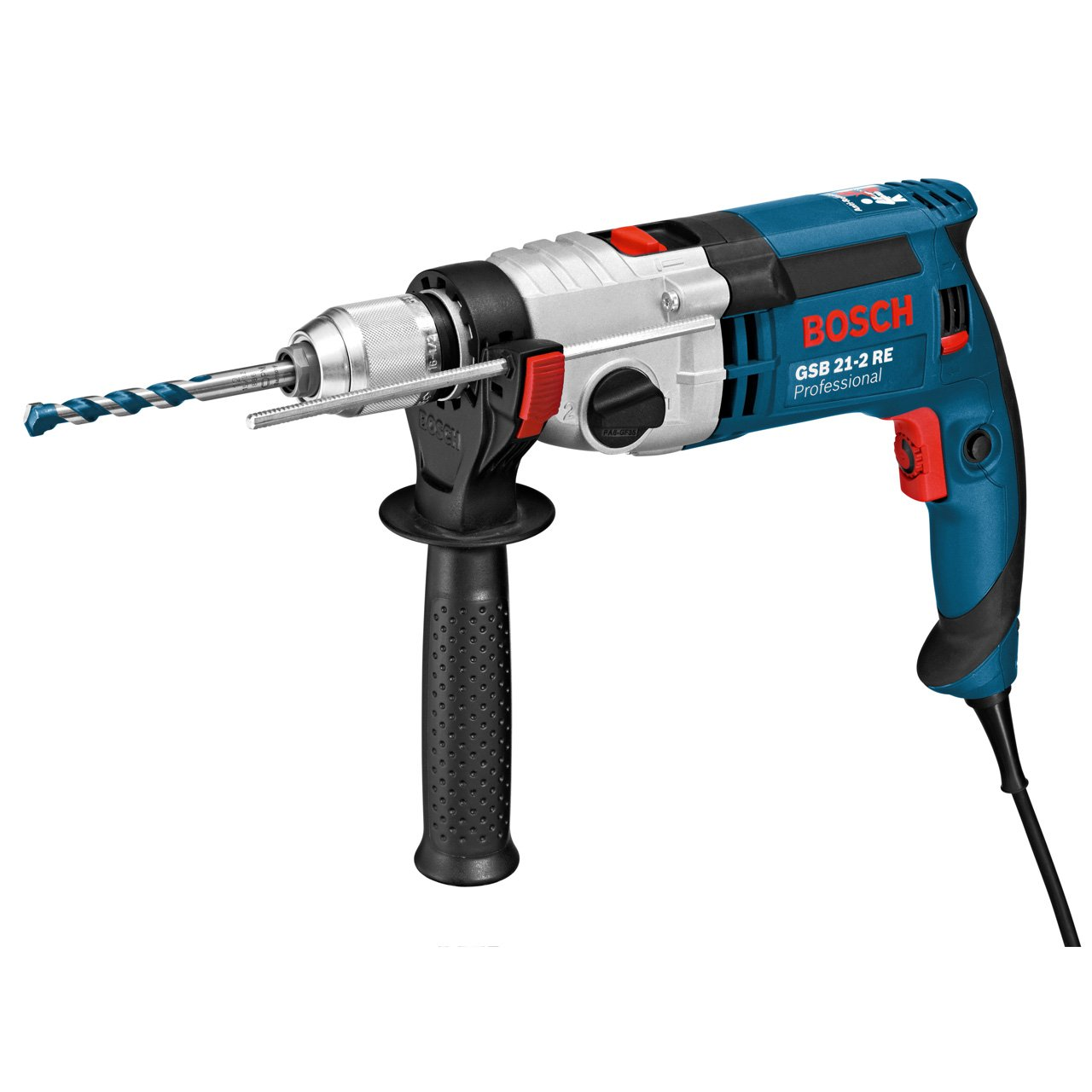 Bosch Professional 060119C500 GSB 21-2 RE Trapano Battente product image