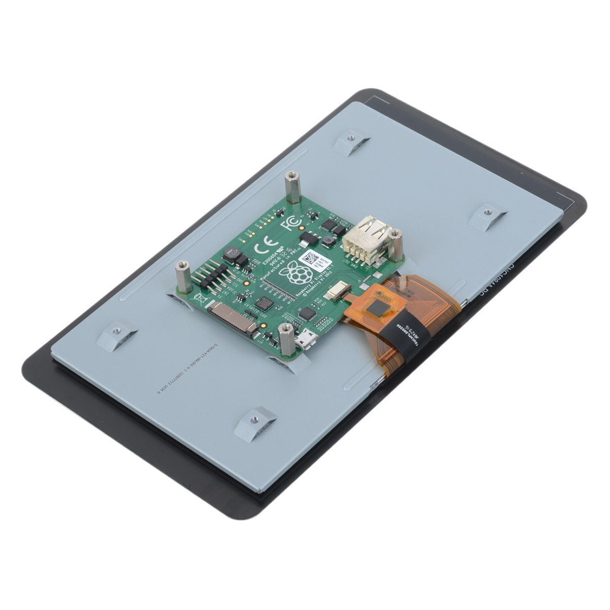 7'' 800 x 480 Touch Screen Display for Raspberry Pi 2B / B+/ A+ by OLSUS (Image #3)