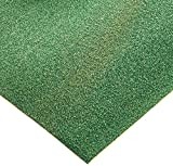 "Simi Creative Products Grass Mat 12""X50""-Medium Green"