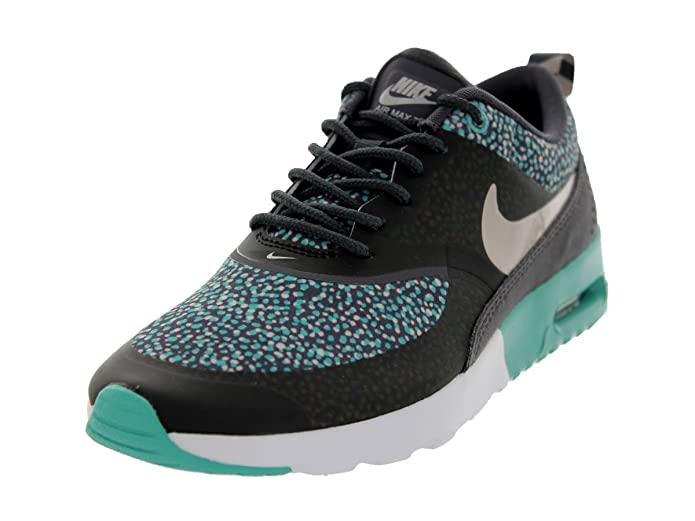 reputable site e956a 962dd Amazon.com   Nike Women s Air Max Thea Print Irn Or Md Orwd Brn Dffsd Jd Wh  Running Shoe 6 Women US   Road Running