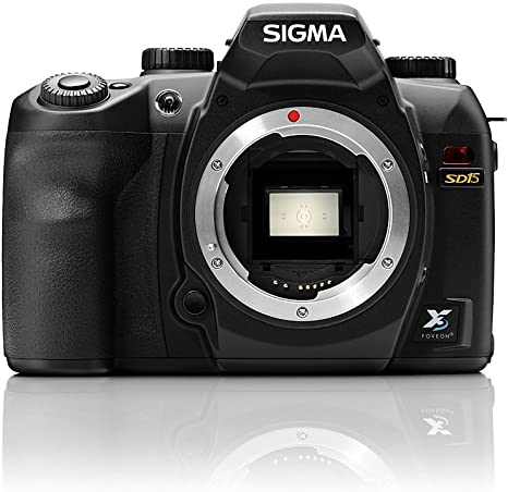 SIGMA SD15 ONLY BODY DIGITAL CAMERA FOVEON: Amazon.es: Electrónica
