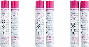 Tri Aerogel Hair Finishing Spray 10.5 oz - 6 cans