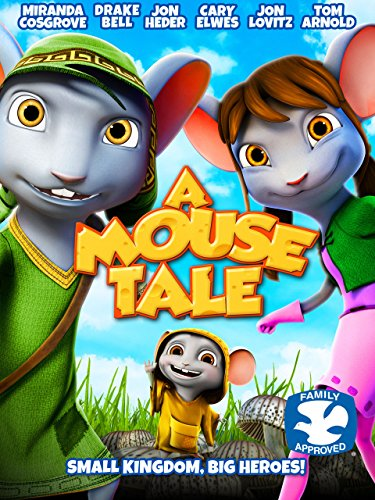 Adorable Mouse - A Mouse Tale