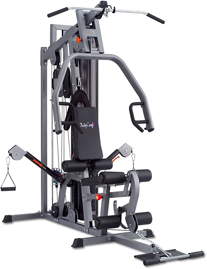 Bodycraft Xpress Pro gimnasio en casa: Amazon.es: Deportes y aire libre