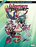 img - for Heroes of Power: The Women of Marvel: All-New Marvel Treasury Edition (Women of Power) book / textbook / text book