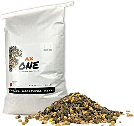 Terra Products Co. AX One - Complete Deer Feed Antler Xcelerator (40lb)