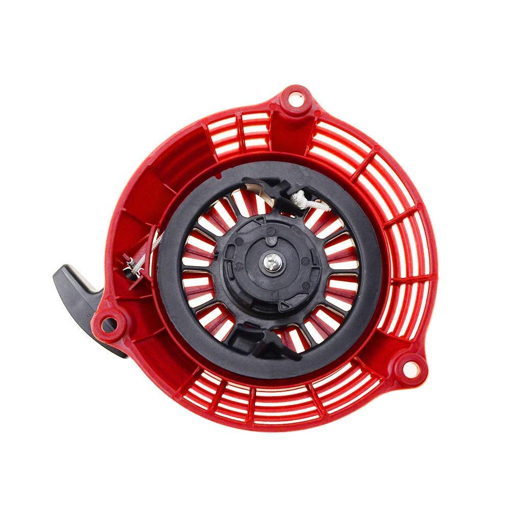 WOOSTAR Replacement Recoil Starter for Honda GCV135 GCV160 Lawn Mower Pull Starter Parts