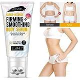Hot Cream Massage Gel, Fat Burning Cream, Slimming Cream with Multi- ball, Cellulite Tightening Cream (120g)