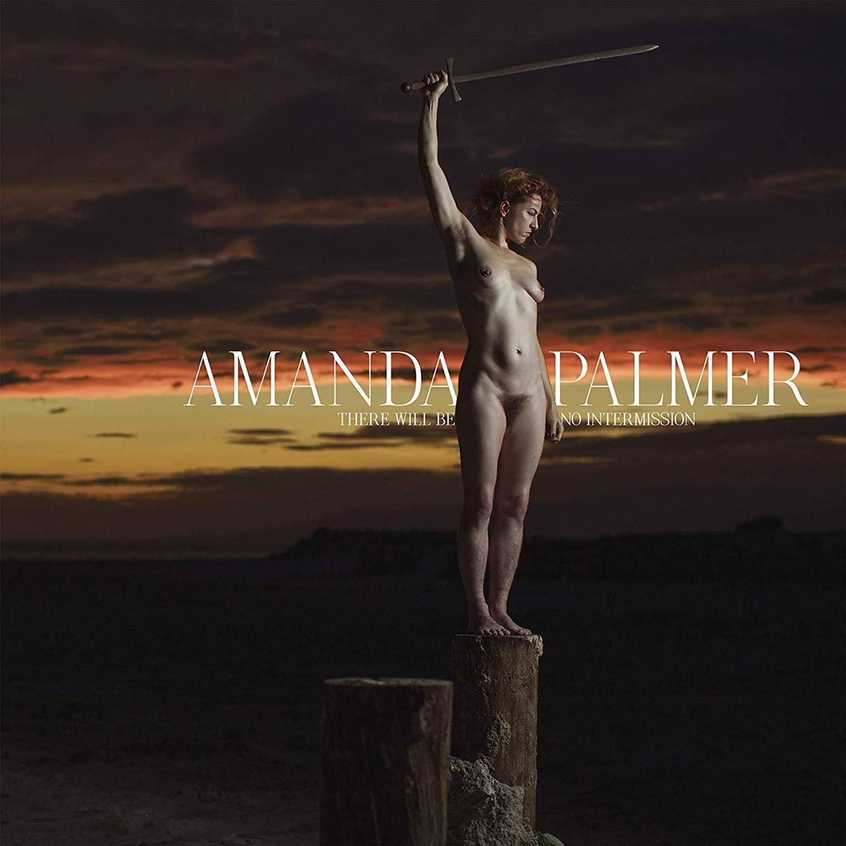 Palmer  nackt Amanda Hannah Palmer