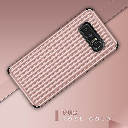 EINFFHO - Carcasa Samsung Galaxy Note 8, Funda - Carcasa ...