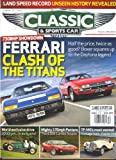 img - for Classic & Sports Car Magazine December 2011 (Volume 30 # 9) book / textbook / text book