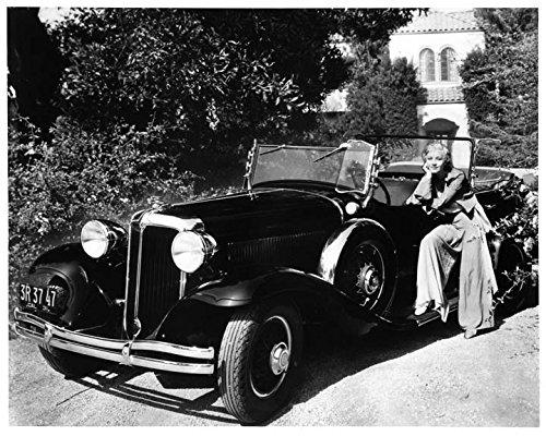1931 Chrysler Dual-Cowl Phaeton Photo Helen Twelvetrees