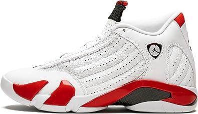 Jordan Air 14 (White/Black-Varsity Red
