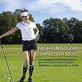 Bluemaple Compression Socks for Women & Men