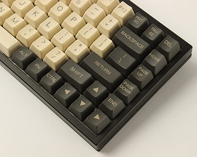 YMDK 96 ANSI - Juego de Llaves de botón para Teclado ...