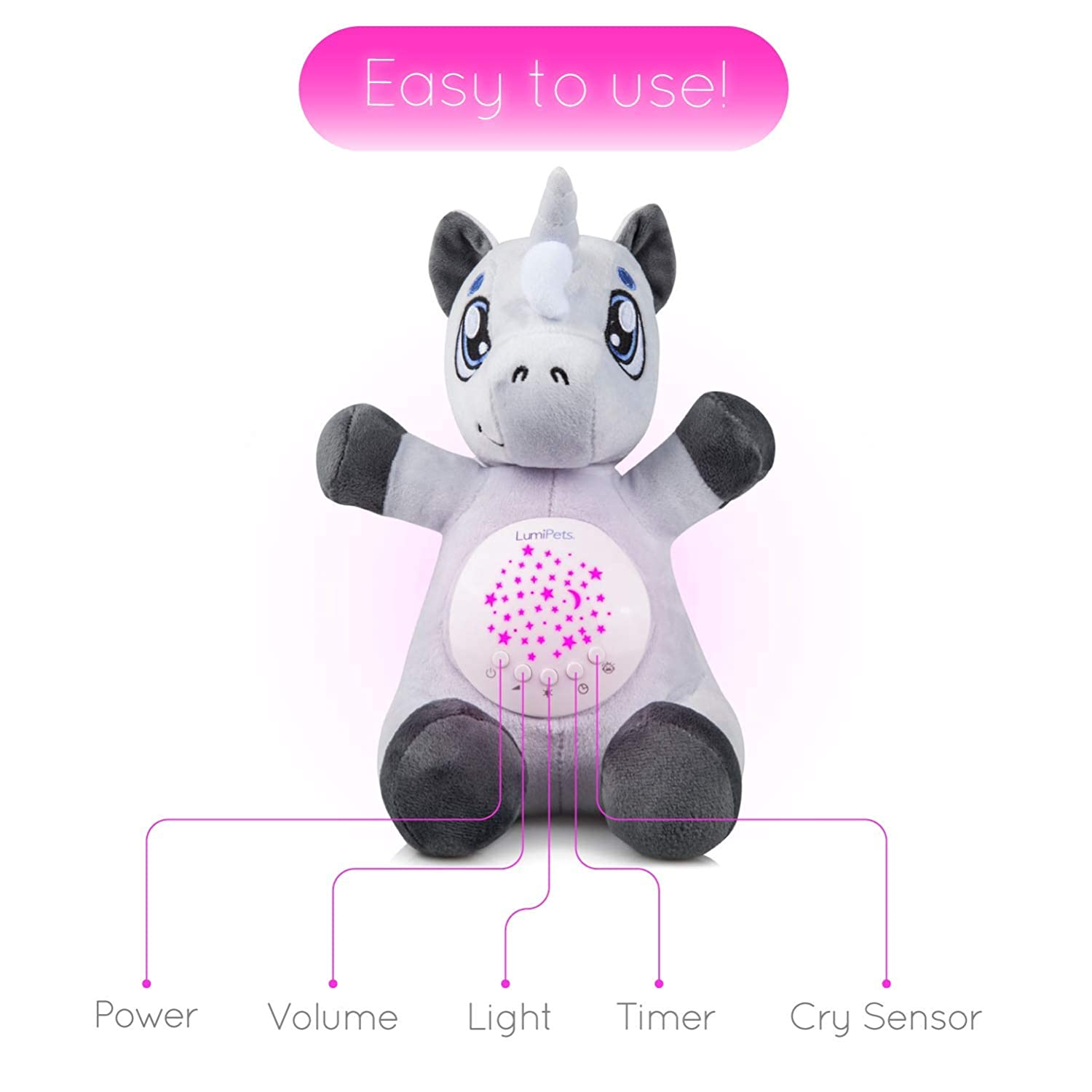Baby Sleep Soothers Baby White Noise Machine Music ...