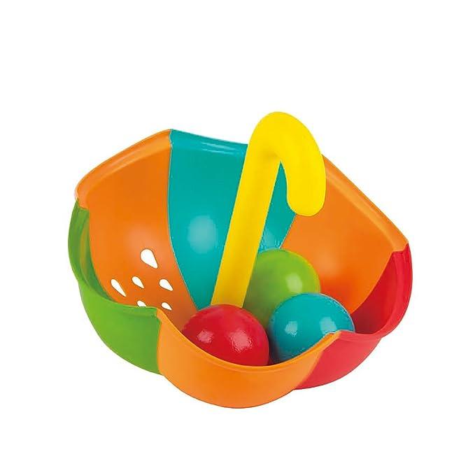 Hape Juguete baño bebé Atrapa Bolas Paraguas (Barrutoys E0206): Amazon.es: Juguetes y juegos